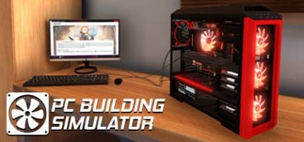 Логотип PC Building Simulator