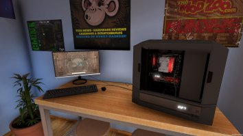 Скриншот четвёртый из PC Building Simulator