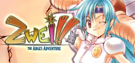 Логотип Zwei The Arges Adventure
