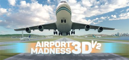 Логотип Airport Madness 3D Volume 2