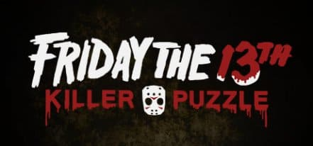 Логотип Friday the 13th Killer Puzzle
