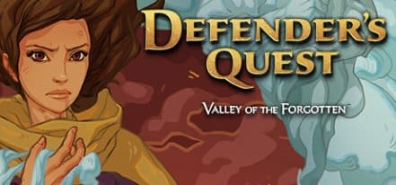 Логотип Defender's Quest Valley of the Forgotten