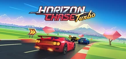 Логотип Horizon Chase Turbo