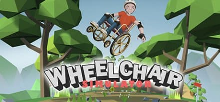 Логотип Wheelchair Simulator