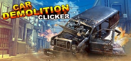 Логотип Car Demolition Clicker