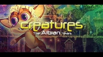 Логотип Creatures The Albian Years