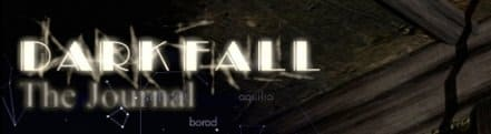 Логотип Dark Fall The Journal