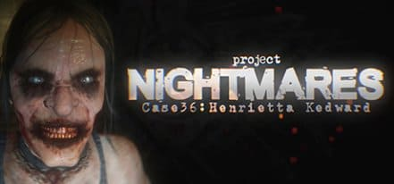 Логотип Project Nightmares Case 36 Henrietta Kedward