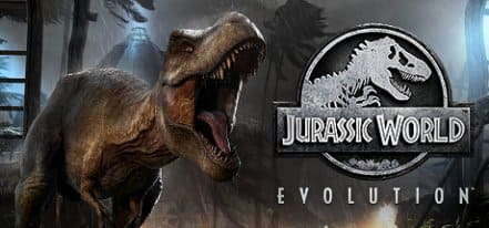 Логотип Jurassic World Evolution: Deluxe Edition