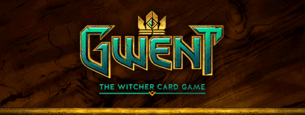 Логотип Gwent The Witcher Card Game