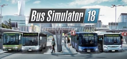 Логотип Bus Simulator 18