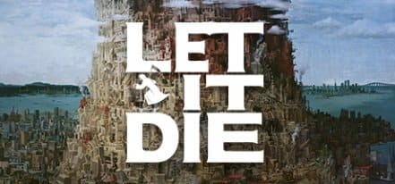 Логотип Let it Die