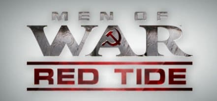 Логотип Men of War: Red Tide