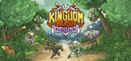 Логотип Kingdom Rush Origins