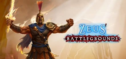 Логотип Zeus' Battlegrounds
