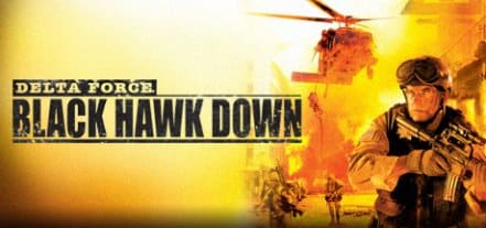 Логотип Delta Force: Black Hawk Down