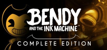 Логотип Bendy and the Ink Machine: Complete Edition