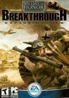 Постер Medal of Honor: Allied Assault - Breakthrough