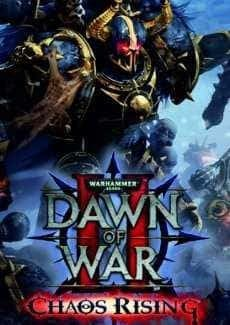 Warhammer 40,000 Dawn of War 2 Chaos Rising
