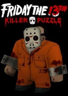 Постер Friday the 13th Killer Puzzle