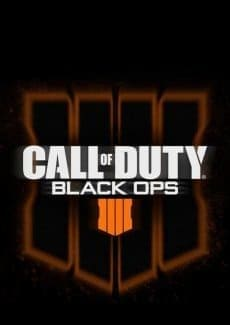 Постер Call of Duty Black Ops 4