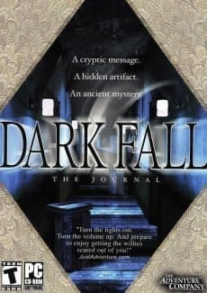Постер Dark Fall The Journal