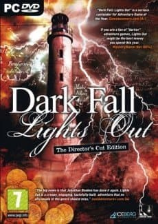 Dark Fall 2 Lights Out