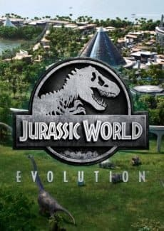 Постер Jurassic World Evolution: Deluxe Edition