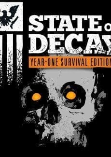 Постер State of Decay: Year One Survival Edition