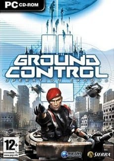 Постер Ground Control 2: Operation Exodus