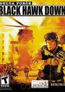 Постер Delta Force: Black Hawk Down
