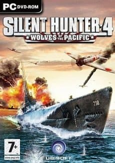 Постер Silent Hunter 4: Wolves of the Pacific