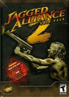 Постер Jagged Alliance 2