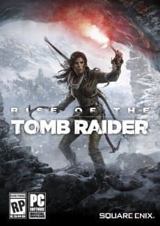 Постер Rise of the Tomb Raider