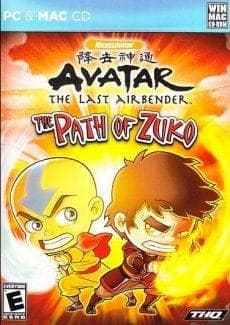Avatar The Last Airbender: The Path of Zuko