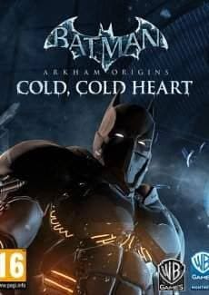 Batman: Arkham Origins - Cold, Cold Heart