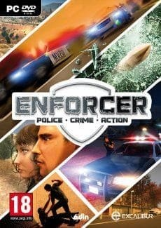 Постер Enforcer: Police Crime Action