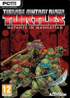 Постер Teenage Mutant Ninja Turtles: Mutants in Manhattan