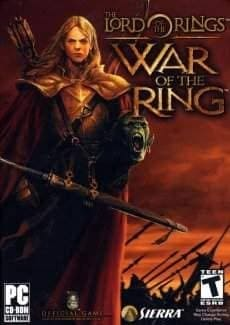 Постер The Lord of the Rings: War of the Ring