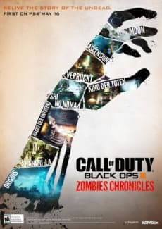 Call of Duty Black Ops III — Zombies Chronicles
