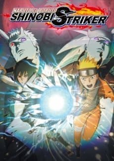 Постер Naruto to Boruto Shinobi Striker