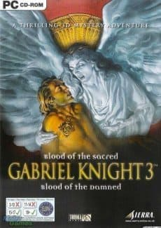 Постер Gabriel Knight 3: Blood of the Sacred, Blood of the Damned