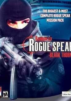 Постер Tom Clancy's Rainbow Six: Rogue Spear