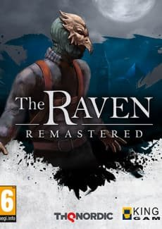 Постер The Raven Remastered