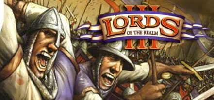 Логотип Lords of the Realm 3