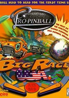 Pro-Pinball - Big Race USA