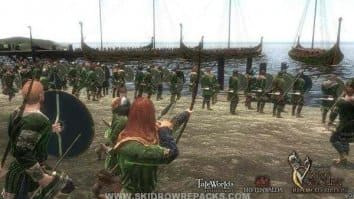 Скриншот первый из Mount and Blade: Warband - Viking Conquest - Reforged Edition