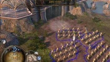 Скриншот первый из Lord Of The Rings: The Battle for Middle-Earth 2