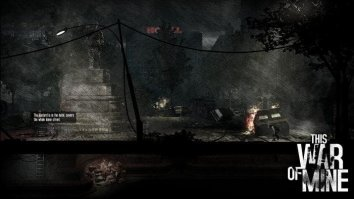 Скриншот второй из This War of Mine