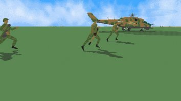 Скриншот третий из HIND: The Russian Combat Helicopter Simulation